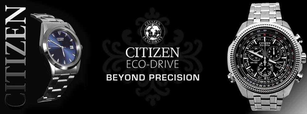 Authorized Eco Drive Citizen Dealer