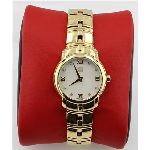 27mm Gold Tone Ladies Bracelet 07101348