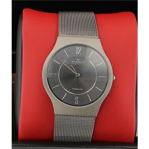 Luxury Brands Skagen 233LTTM 768680038293 B0000C9ZBY Fine Jewelry & Watches