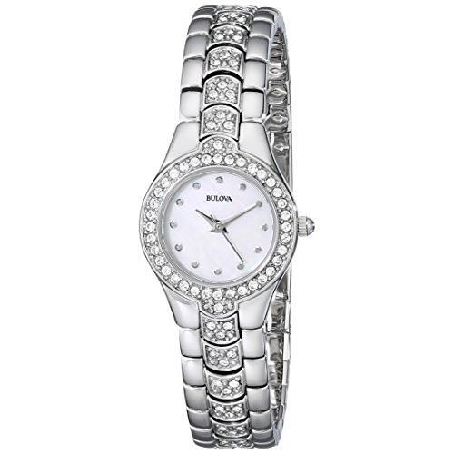 Luxury Brands Bulova 96T14 961613275158 B000FIP2T6 Fine Jewelry & Watches