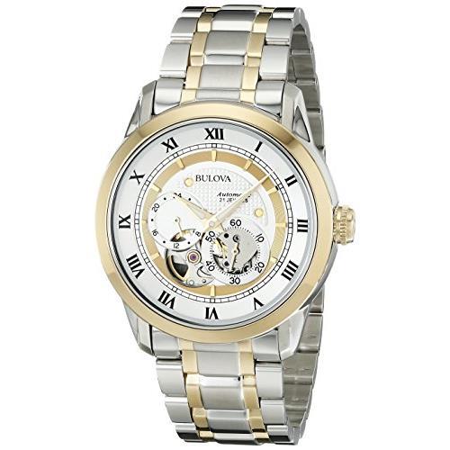 Luxury Brands Bulova 98A123 042429493483 B0088BN0U0 Fine Jewelry & Watches