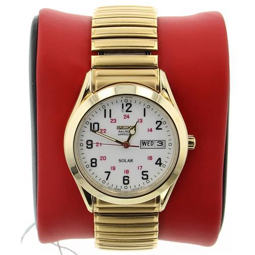 Luxury Brands Seiko SNE064 102930377907 B004401VDW Fine Jewelry & Watches